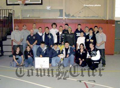 The WHS Wrestling team from 2005-'06