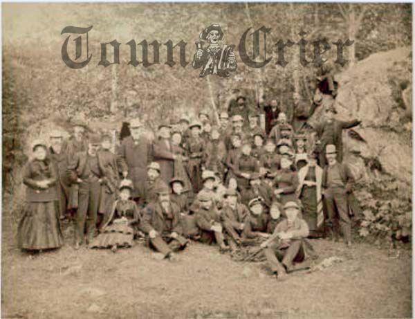 1800s Thanksgiving Fox Hunt gatherings