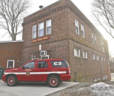 Woburn Fire Station 3, Central Square