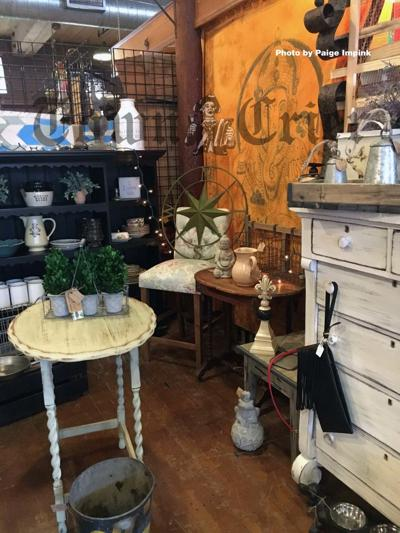 Vintage and salvage items for sale