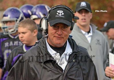 Shawsheen Tech Football Coach Al Costabile