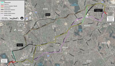 Proposed 345K volt transmission line charges up residents