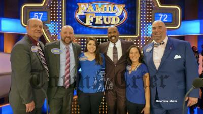 The Caira Family on the Feud