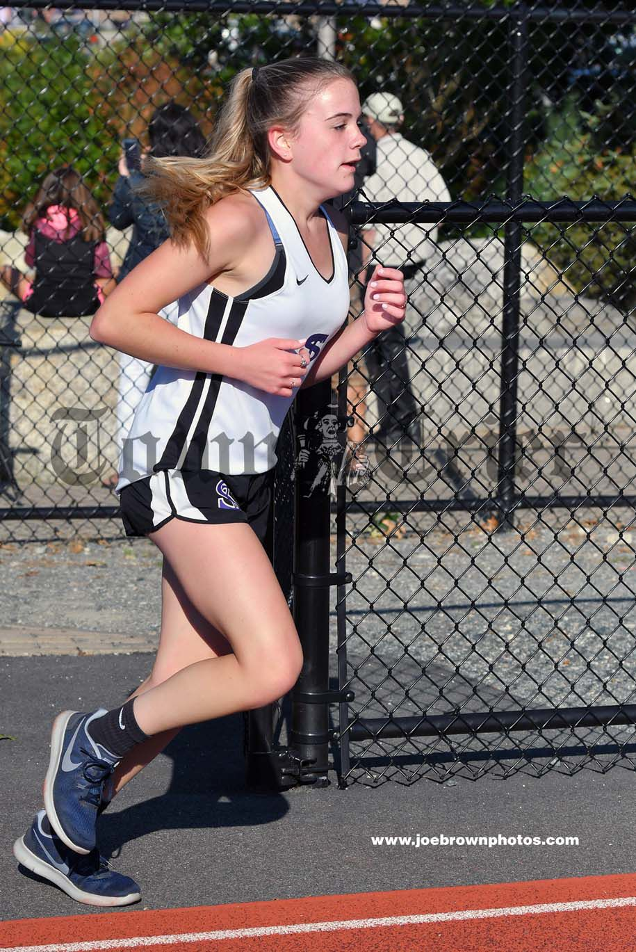 Rachael Halas for Shawsheen Tech Girls Cross-Country team