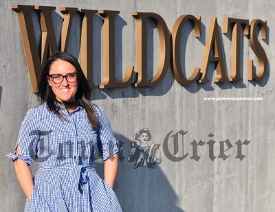 Newly named WHS Athletic Director Mia Muzio