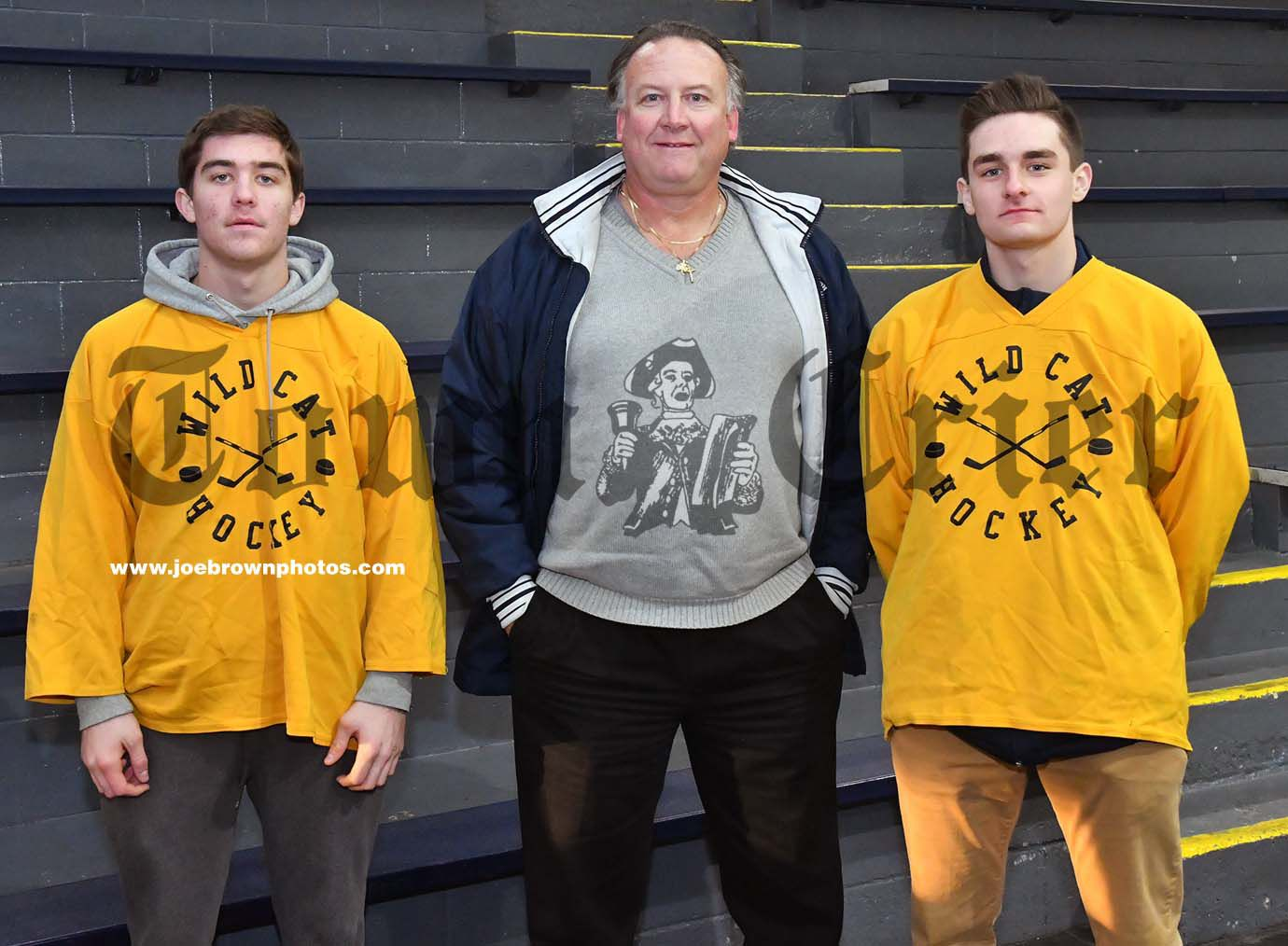 MA H.S.: WHS Boys Hockey Preview - Icemen Have Many Challenges Ahead