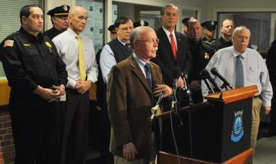 Woburn officials herald resignation of State Parole Board