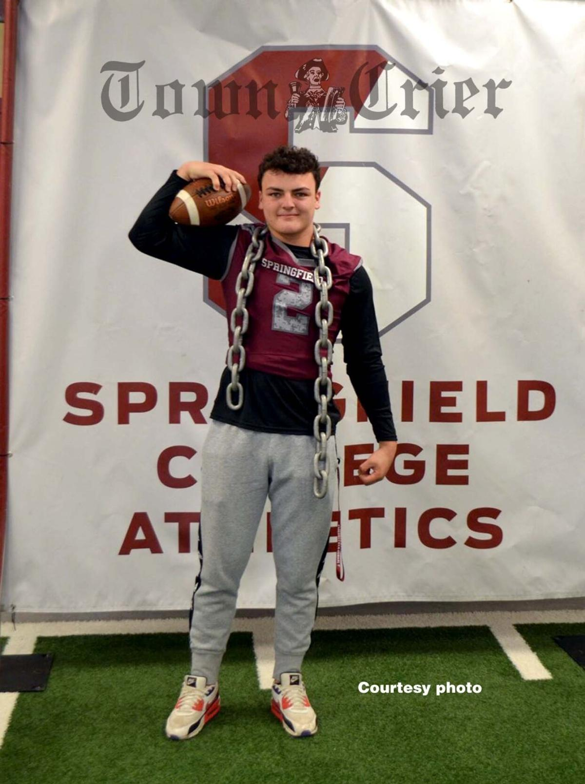 TMHS' Will McKay will play football at Springfield College