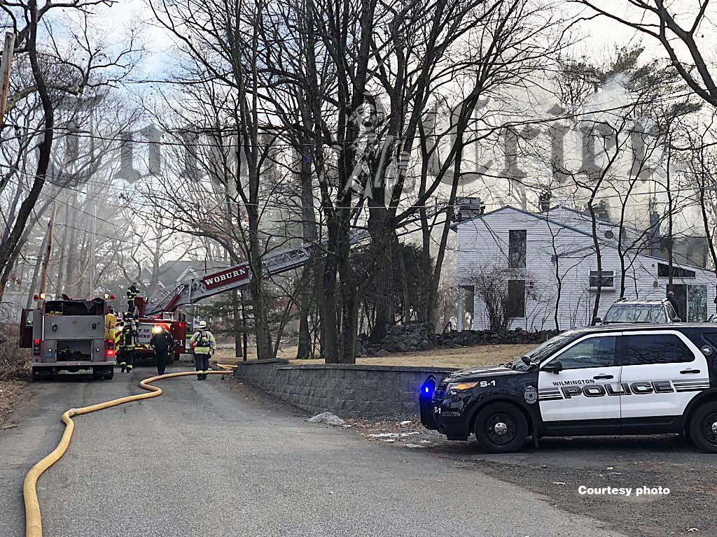 Cook Avenue fire