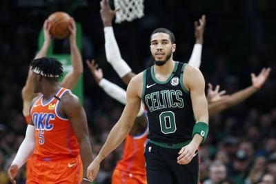 NBA Restart Celtics Preview Basketball