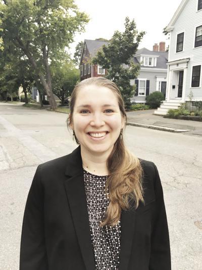 New Awn Economic Development Director Erin Schaeffer