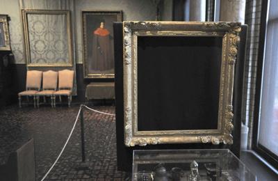 Art Heist Mystery