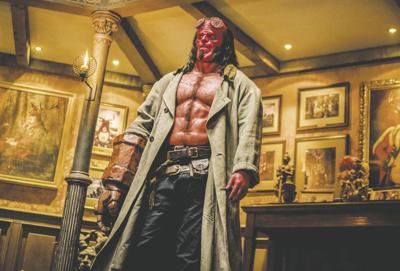 Film Review - Hellboy