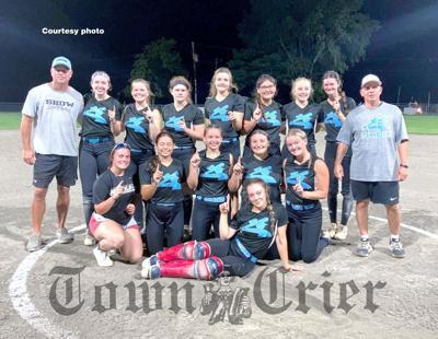 The 16U Show Black Softball team won the 16U USA Softball of Massachusetts State Championship