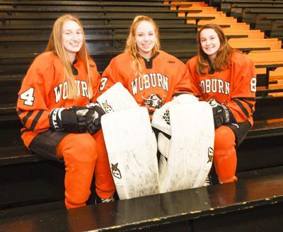 Woburn hockey seniors