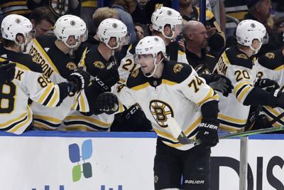 Bruins Lightning Hockey