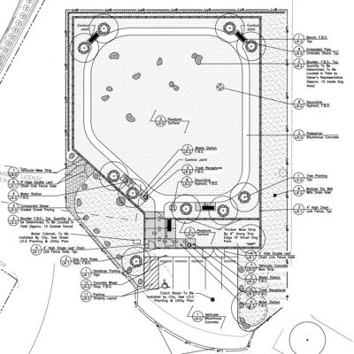 Local dog park options growing