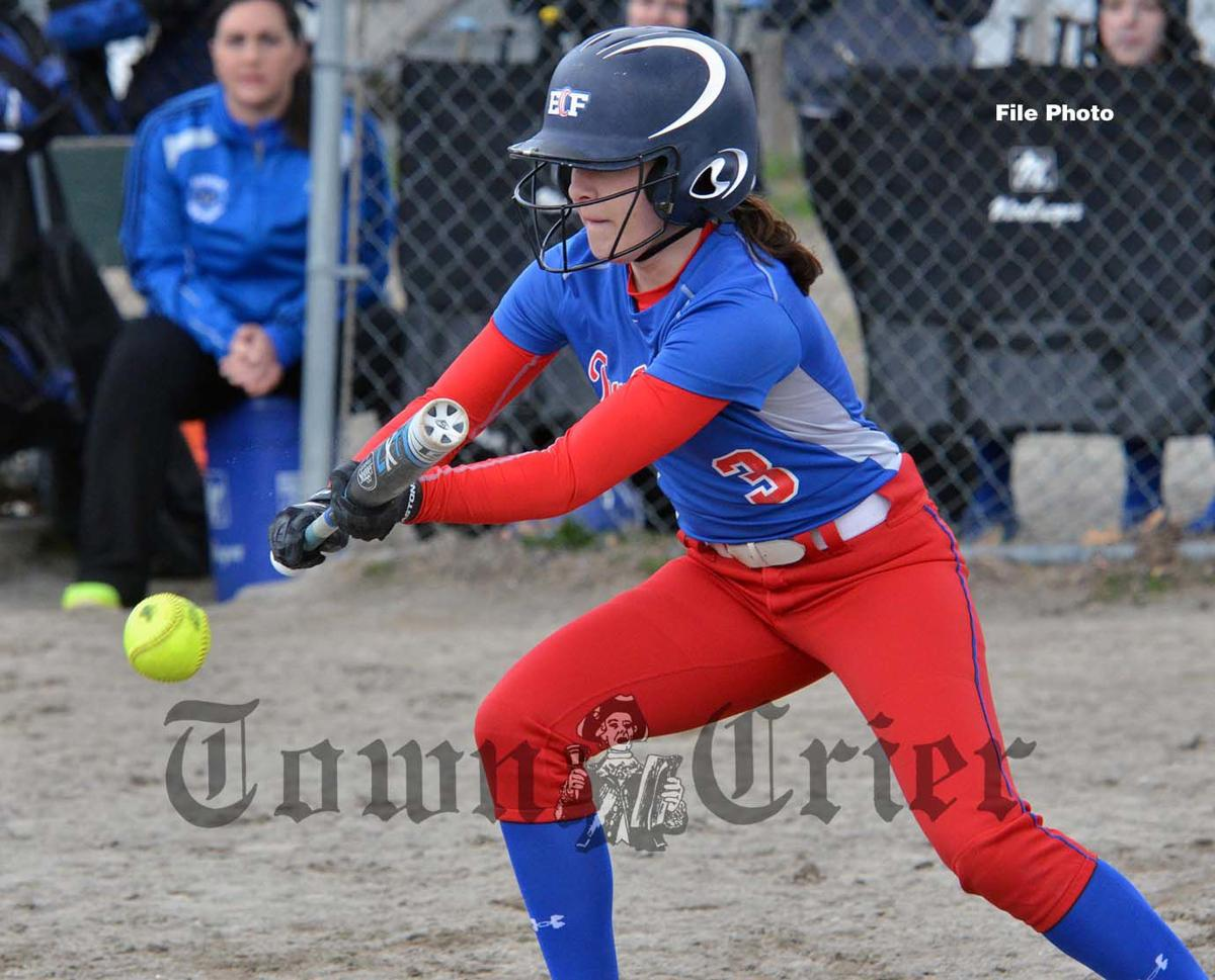 Marissa Doherty of the Town Crier's All-Decade Softball Team