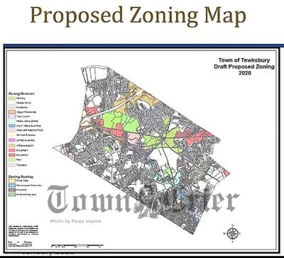 Renaming of overlay districts and consolidation of overlays was part of the proposed update