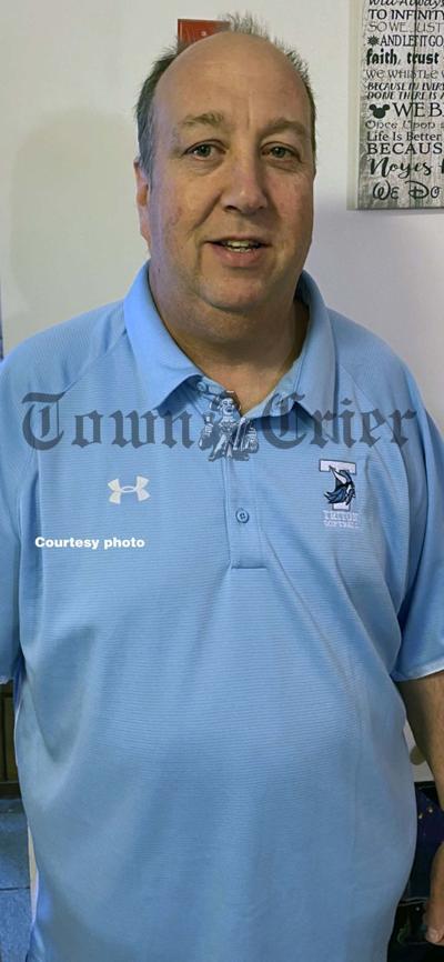 New softball coach Alan Noyes