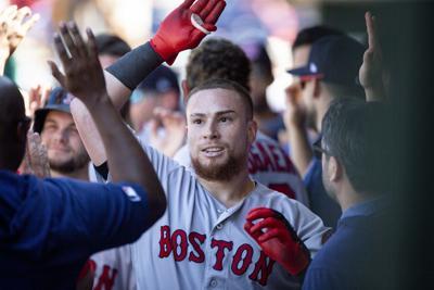 Red Sox Phillies Baseball