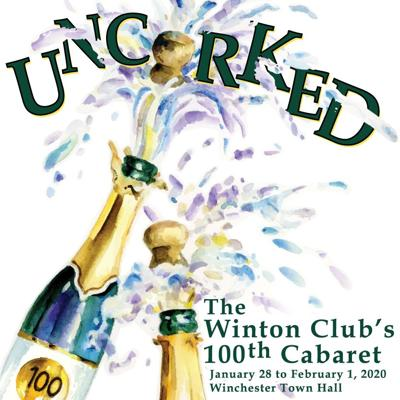 Winton Club's 100th Cabaret