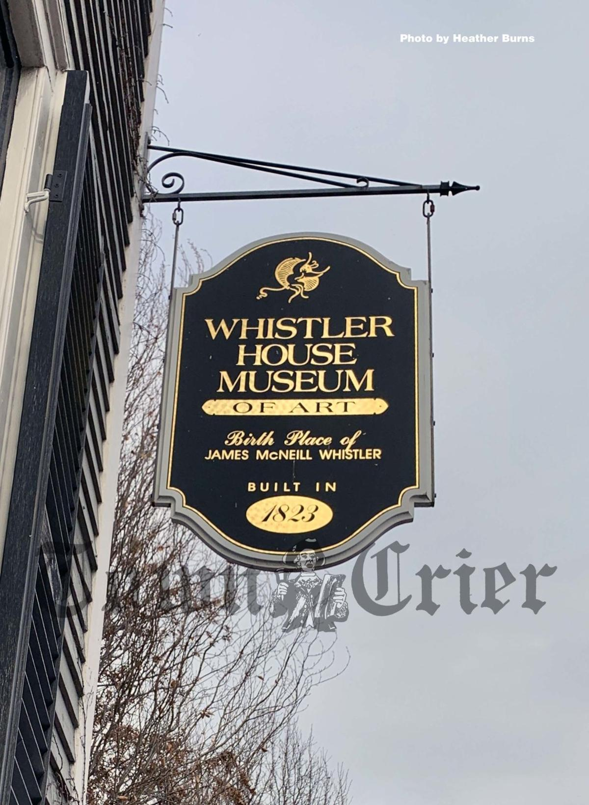 The Whistler House Museum of Art