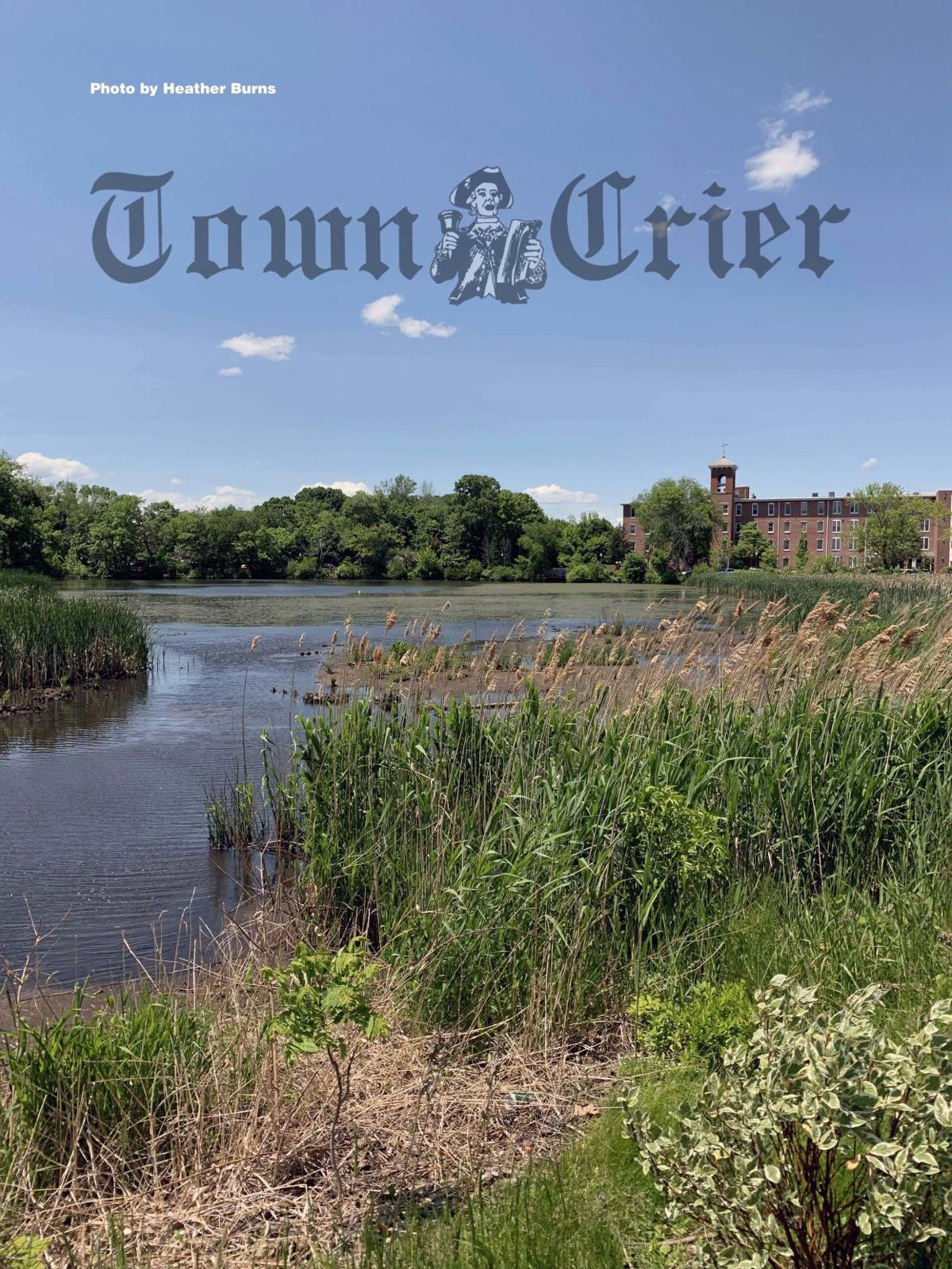 Scenic Sutton Pond