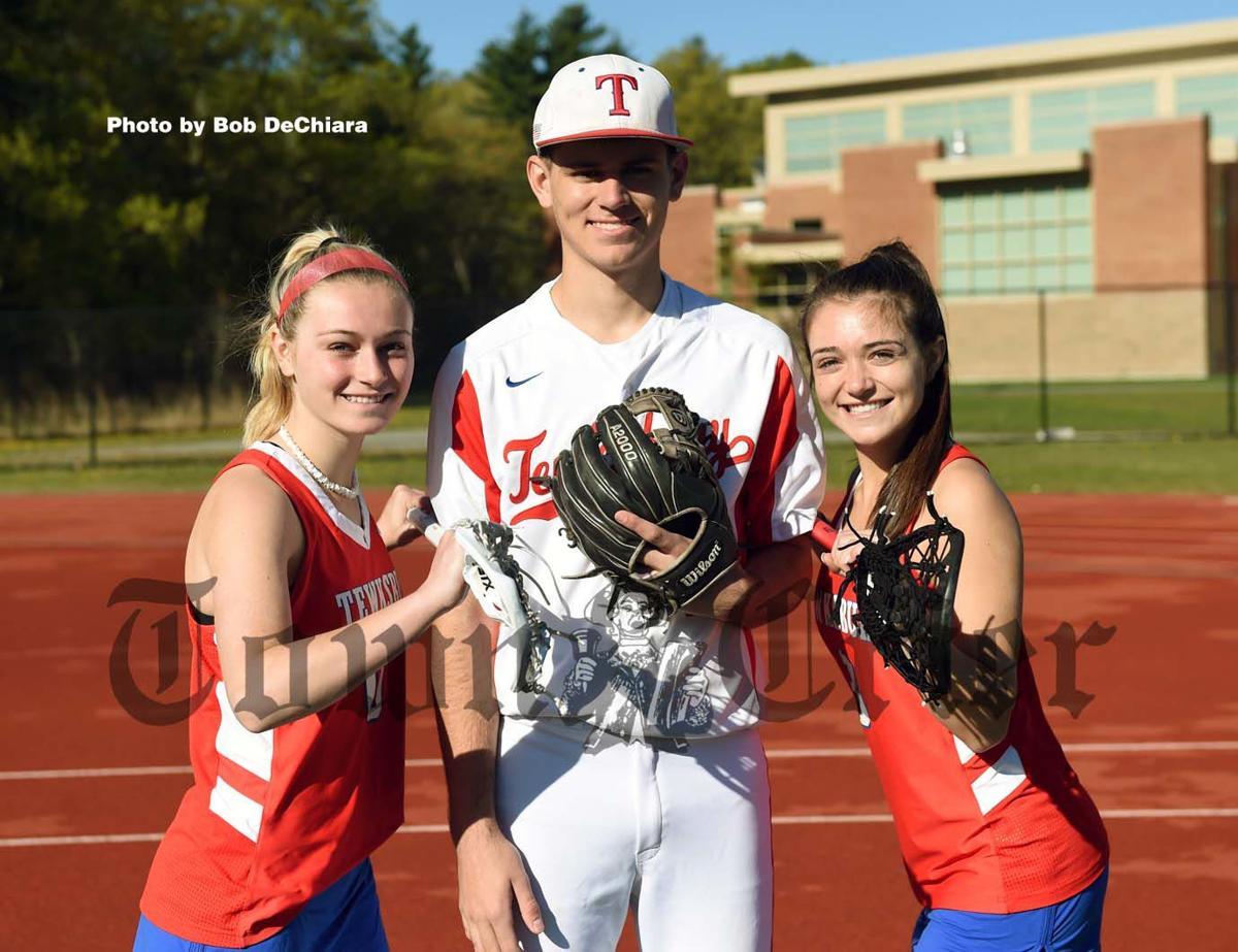 The Pollimeno Siblings: Kati, Michael and Lexi