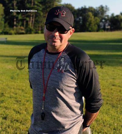 Coach Brian Kearney