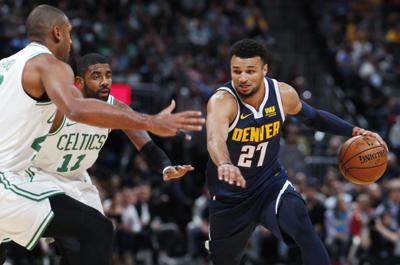 Celtics Nuggets Basketball