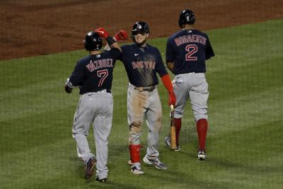 Red Sox Mets Baseball