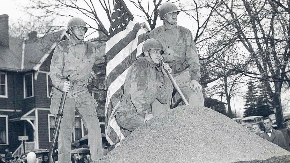 75 Years Ago: Winchester servicemen helped defeat Japan