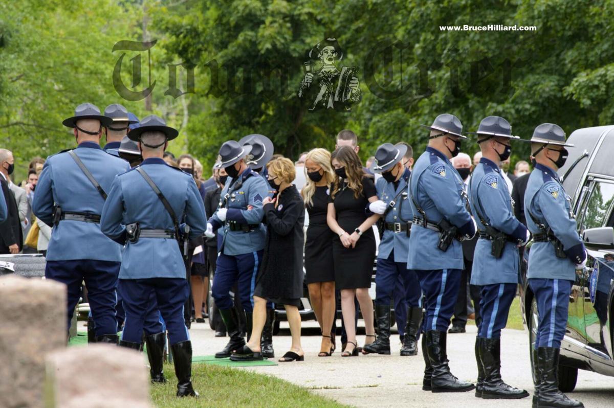 Trooper Devlin's family