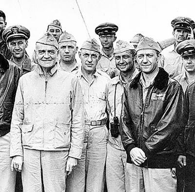 Navy Men in WWII