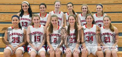 Tewksbury High School SubVarsity Team Recaps: JV Girls Hoop