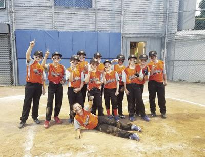 Woburn 10's win sectional