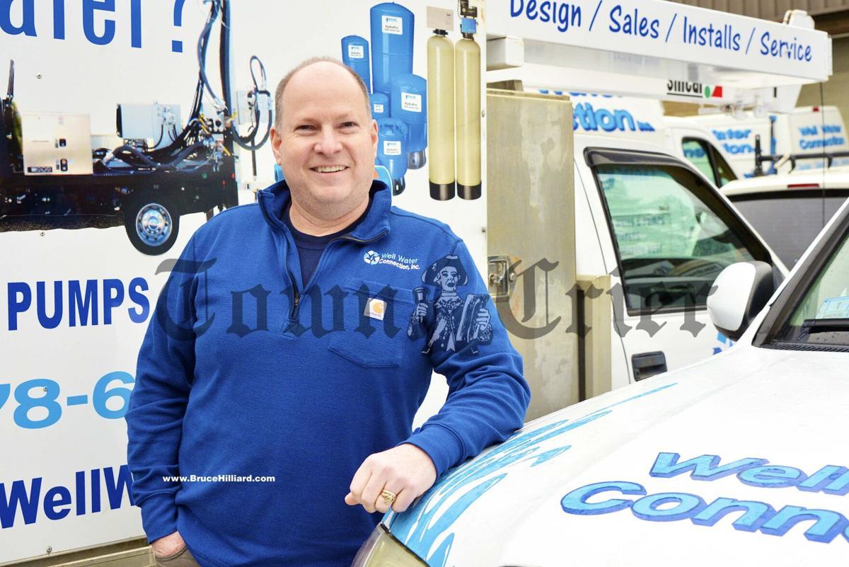 Well Water Connection's owner John Larsen