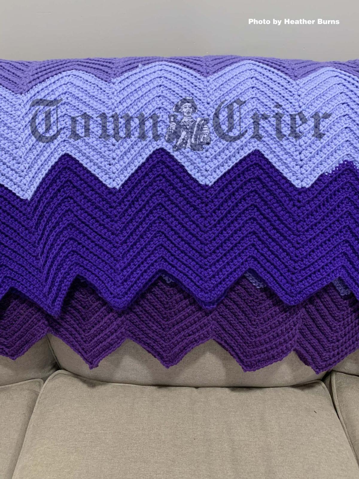 A common crochet pattern