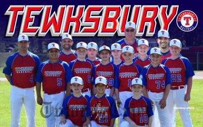 The Tewksbury 10UBaseball All-Star team