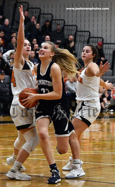 WHS junior Kylie DuCharme to play at Bentley