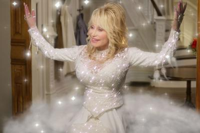 Film Review - Dolly Parton's Christmas on the Square