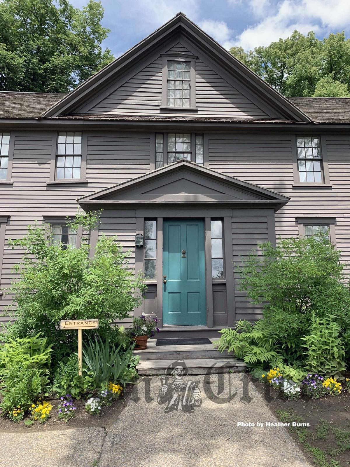 The Louisa May Alcott Orchard House