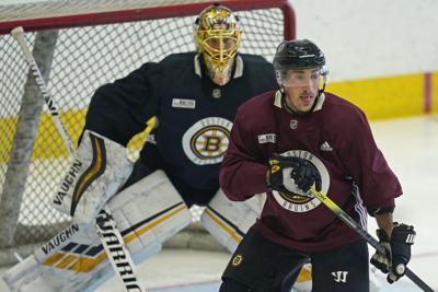 Bruins Training Camp Hockey
