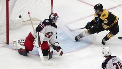 Blue Jackets Bruins Hockey