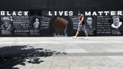 America Protests BLM Mainstreamed