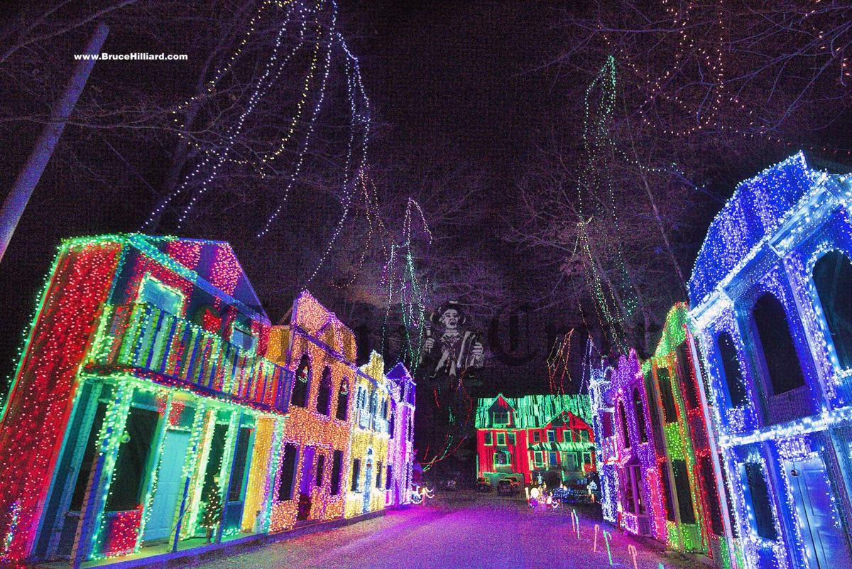 Wilmington's entry in ABC's 'Great Christmas Light Fight'