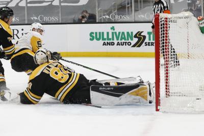 Penguins Bruins Hockey