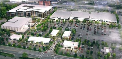 The Woburn Mall redevelopment