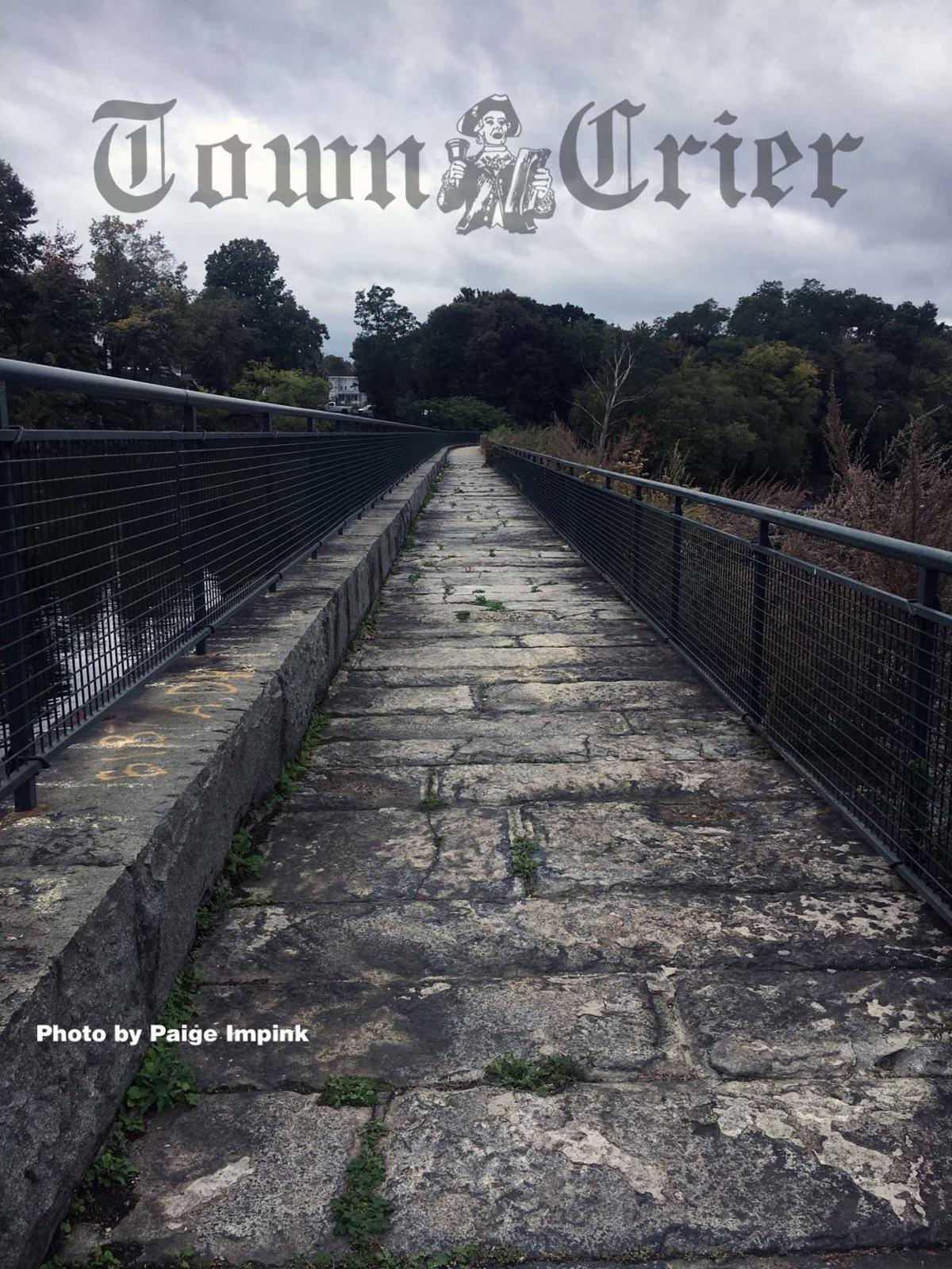 The Northern Canal Walkway in Lowell